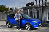 Kia Soul EV 2021 long-term Haining and car