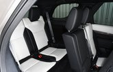 Land Rover Discovery 2021 rear seats