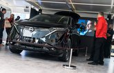 Behind the scenes with Nissan at the three-day EV-focused event