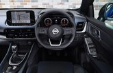 Nissan Qashqai 2021 dashboard