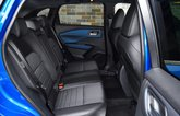 Nissan Qashqai 2021 rear seats