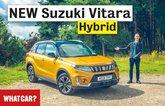 Suzuki Vitara YouTube review