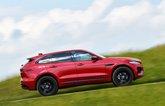 Jaguar F-Pace 2021 side
