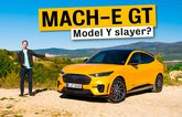 Ford Mustang Mach-E GT YouTube review