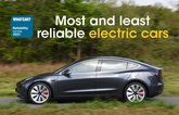 Most reliable electric cars - Tesla Model 3