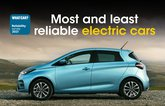Most and least reliable electric cars 2021
