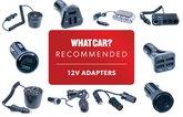 12 V Adapters Header