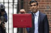 Rishi Sunak briefcase