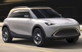 Smart Concept SUV 2021 Front Tracking