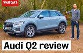 Audi Q2 video review