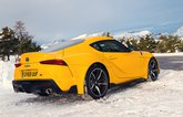 We drove the Toyota GR Supra across France to Rallye Monte Carlo in a quest to learn about GAZOO Racing