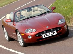 Jaguar XK Convertible (96 - 06)