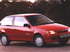 Subaru Justy Hatchback (92 - 02)