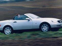 Mercedes-Benz SLK Open (96 - 04)