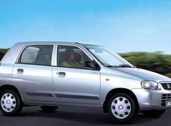 Suzuki Alto Hatchback (97 - 06)