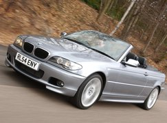 BMW 3 Series Convertible (98 - 07)