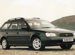 Subaru Legacy Estate (98 - 03)