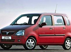 Vauxhall Agila MPV (00 - 08)