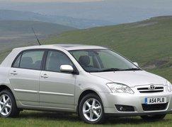Toyota Corolla Hatchback (01 - 07)