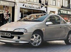 Vauxhall Tigra Coupe (94 - 01)