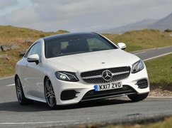 Used Mercedes-Benz E-Class Coupe 16-present