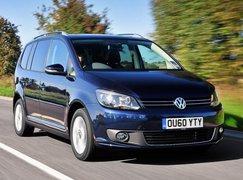 Volkswagen Touran MPV (03 - 15)
