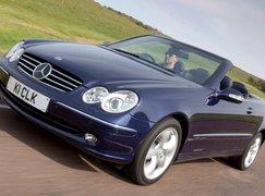 Mercedes-Benz CLK Cabriolet (02 - 10)