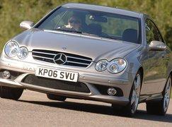 Mercedes-Benz CLK Coupe (02 - 10)