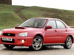 Subaru Impreza Saloon (02 - 07)