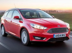 Used Ford Focus Estate 11-present