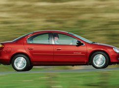 chrysler neon saloon