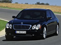 Maybach 57 Saloon
