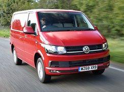 Volkswagen Transporter T6 front