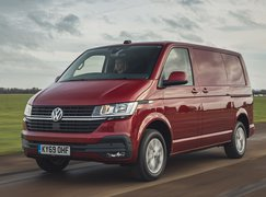 Volkswagen Transporter 6.1 2020 RHD front tracking