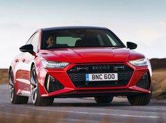 2020 Audi RS7 Sportback front