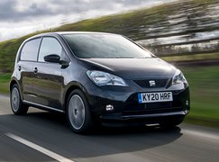 Seat Mii Electric 2020 front tracking