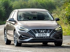 Hyundai i30 2020 front