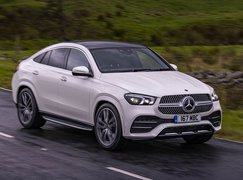 Mercedes GLE Coupe 2021 front
