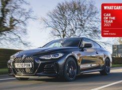 BMW 4 Series 2021 COTY image