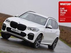 BMW X5 2021 COTY