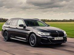 BMW 5 Series Touring 2021