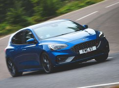 Ford Focus ST 2021 front