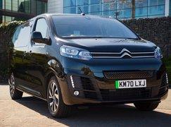 Citroën e-Dispatch 2021 front right static