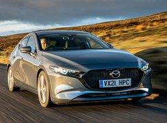 Mazda 3 2021 front tracking