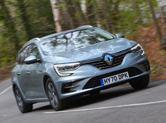 Renault Megane Sports Tourer 2021 front