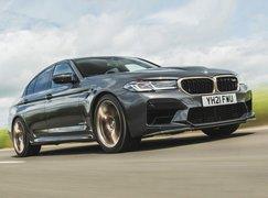BMW M5 CS 2021 front