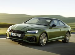 Audi A5 Coupe 2021 LHD front