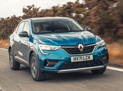 Renault Arkana 2021 front