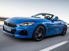 BMW Z4 Head Image