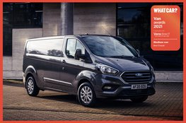 Best medium van 2021: Ford Transit Custom